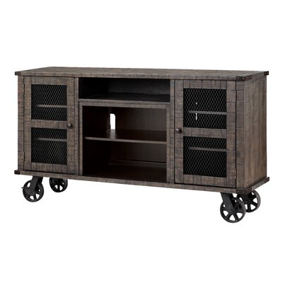 """Open Storage Space 66.13"""" TV Stand"""