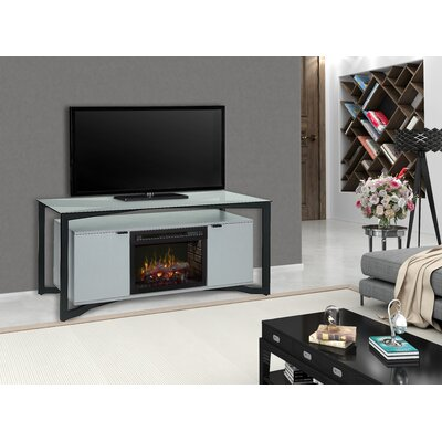"""Christian 70"""" TV Stand with Fireplace Firebox Type: Realogs"""