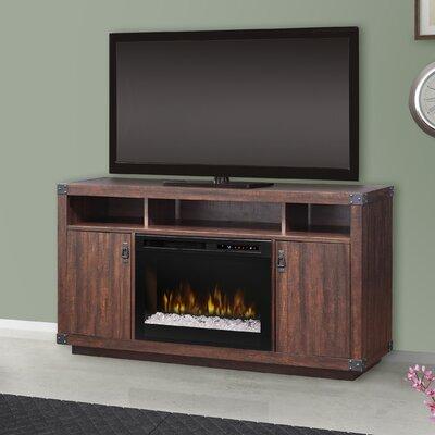 "Firebox 59.375"" TV Stand with Fireplace Firebox Type: Acrylic Ice (XHD)"