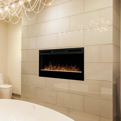 Wickson Wall Mounted Electric Fireplace
