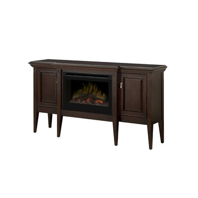 Dimplex Upton Contemporary Convertible Electric Fireplace