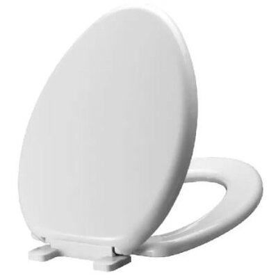 Slow Close Elongated Toilet Seat with Lid