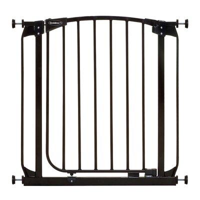 Black Swing Closed Pet Gate