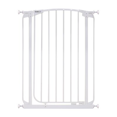 Extra Tall Swing Closed Pet Gate Color: White
