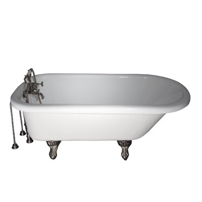 "67"" x 25.5"" Soaking Bathtub Kit"