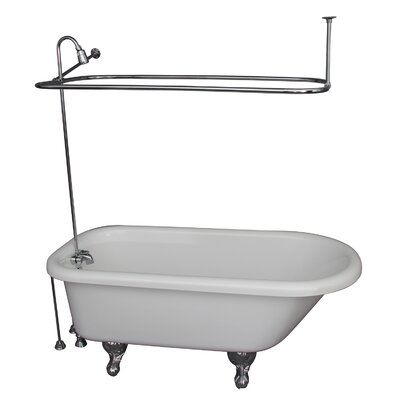 "60"" x 29.5"" Soaking Bathtub Kit"