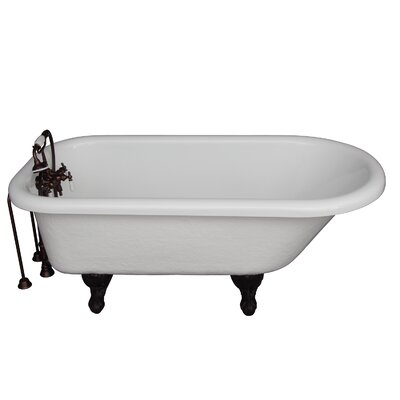 "67"" x 29.5"" Soaking Bathtub Kit"