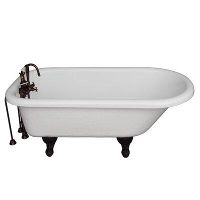 "60"" x 29.5"" Soaking Bathtub Kit"