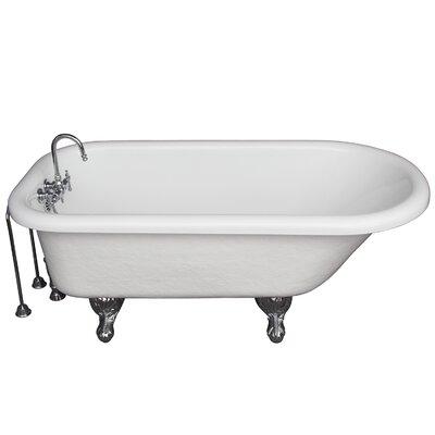 "60"" x 24.5"" Soaking Bathtub Kit"