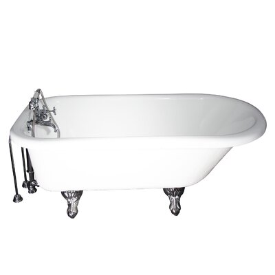 "60"" x 24.5"" Soaking Bathtub Kit"