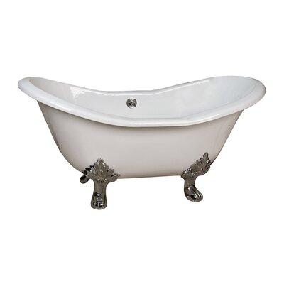 "Marshall 71"" x 30"" Soaking Bathtub Color: Unfinished"