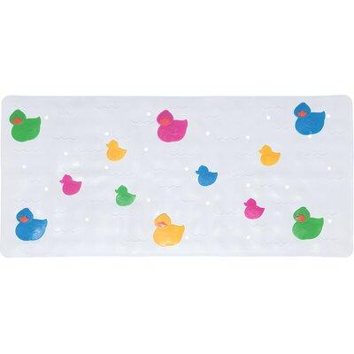 Blair Anti Slip Shower Mat Color: Pink/Blue