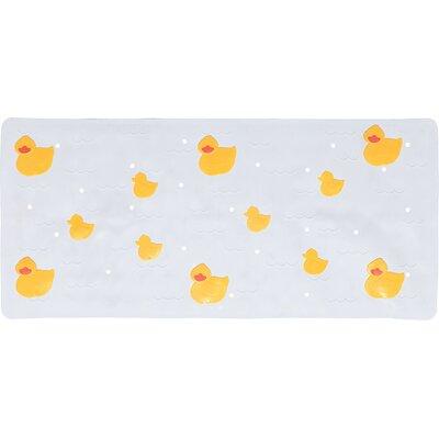 Blair Anti Slip Shower Mat Color: Yellow