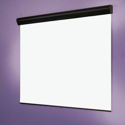 "Matte White Silhouette / Series M with AutoReturn Manual Screen - 67"" diagonal 16:10 Ratio Format Size: 109"" diagonal"