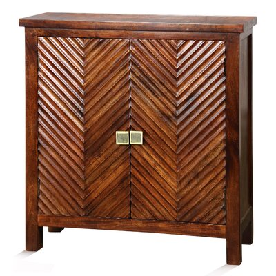 Genova 2 Door Accent Cabinet