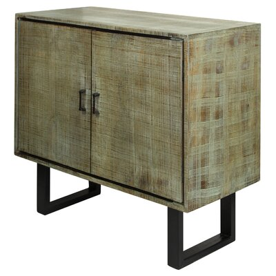 Chloe 2 Door Accent Cabinet