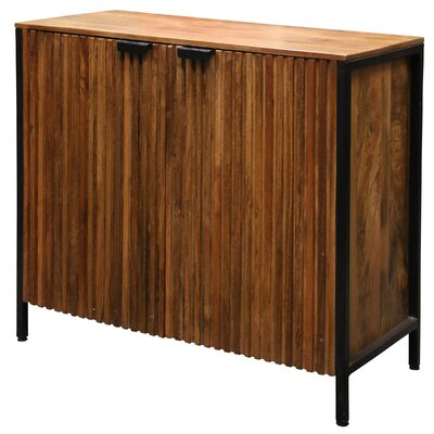 Khalil 2 Door Accent Cabinet