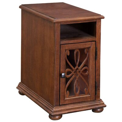 Bramhall Chairside 1 Door Accent Cabinet