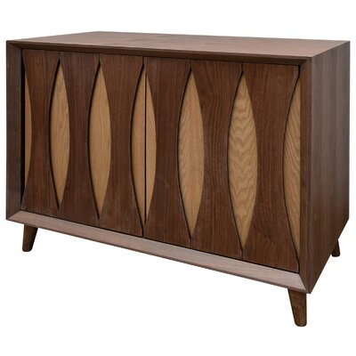 Jamal 2 Door Accent Cabinet