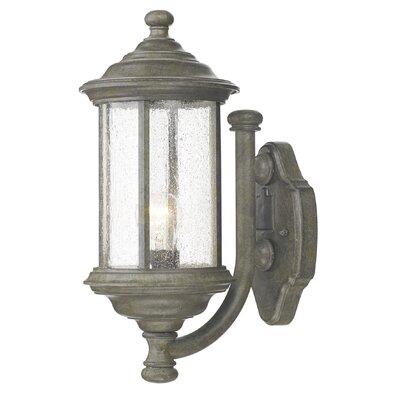 Dar Lighting 1 Light Outdoor Sconce