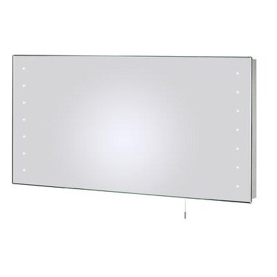 Dar Lighting Diamond Large Mirror