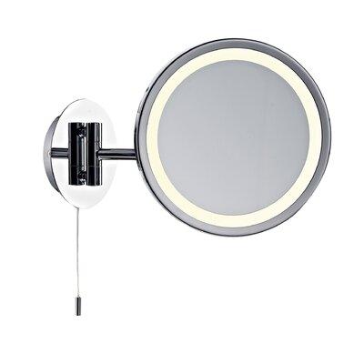 Dar Lighting Gibson Magnifying Mirror