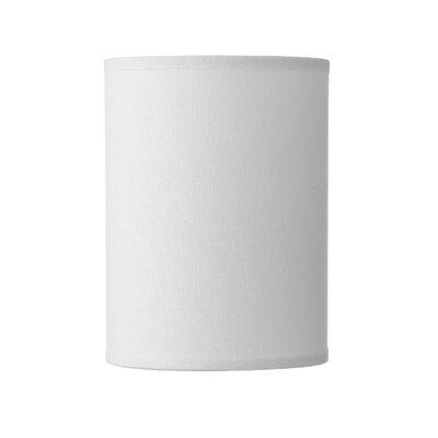 Dar Lighting 12.5cm Saddler Drum Wall Sconce Shade