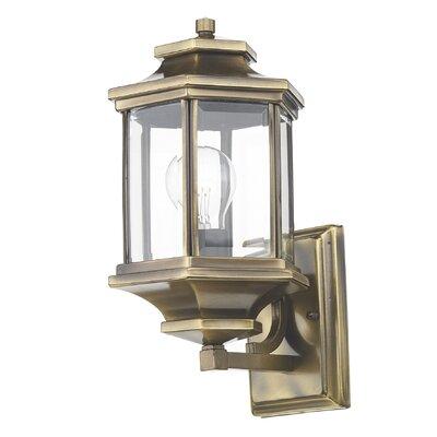 Dar Lighting Ladbroke 1 Light Outdoor Sconce