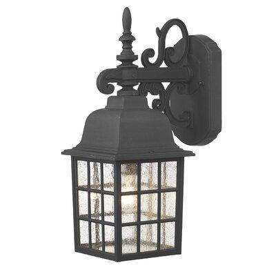 Dar Lighting Norfolk 1 Light Outdoor Wall Lantern