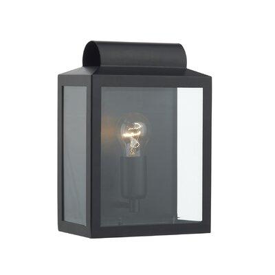Dar Lighting Notary 1 Light Candle Wall Light
