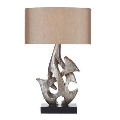 Dar Lighting Sansa 71cm Table Lamp