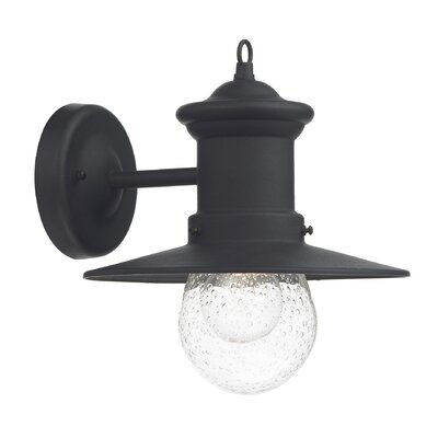 Dar Lighting Sedgewick 1 Light Outdoor Wall Lantern