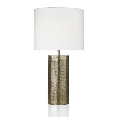 Dar Lighting Caiman 38cm Table Lamp Base