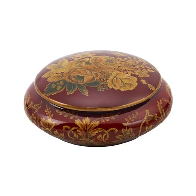 Dar Lighting Ceramic Accessory Box