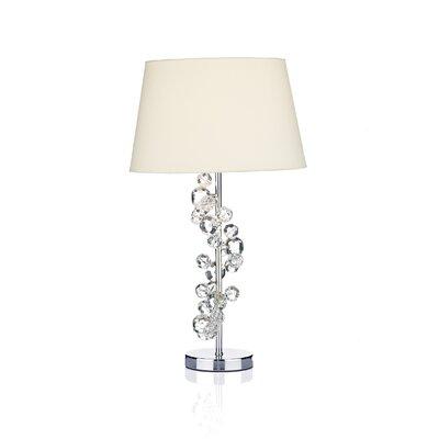 Dar Lighting Dixie 58cm Table Lamp