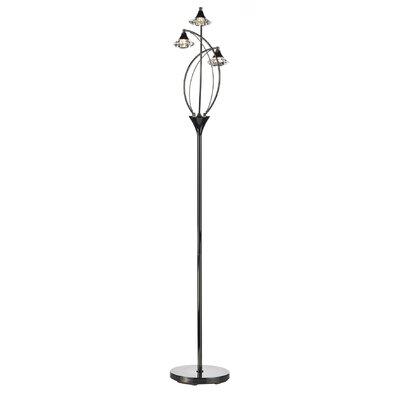Dar Lighting Luther 162cm Floor Lamp