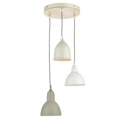 Dar Lighting Blyton 3 Light Cascade Pendant Amp Reviews