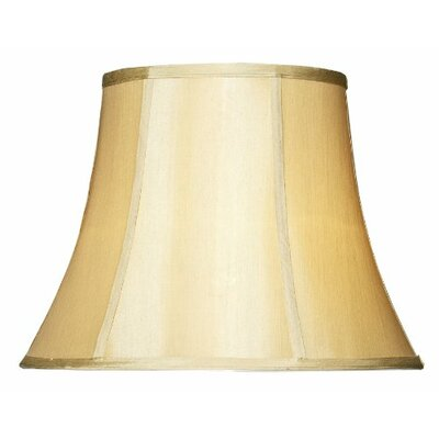 Dar Lighting 40cm Cotton Bell Lamp Shade