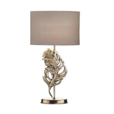 Dar Lighting Glebe 55cm Table Lamp
