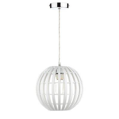Dar Lighting 25cm Guard Sphere Pendant Shade