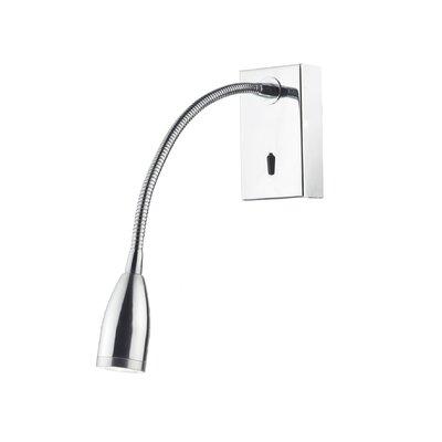 Dar Lighting Tadley 1 Light Semi-Flush Wall Light