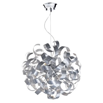 Dar Lighting Rawley 9 Light Globe Pendant