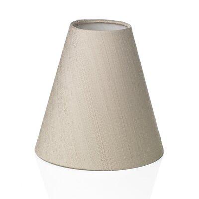 Dar Lighting Doreen Silk Empire Lamp Shade