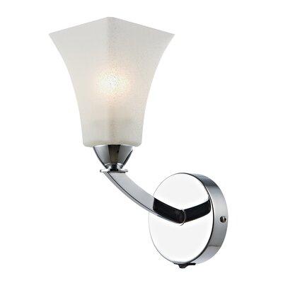 Dar Lighting Arlington 1 Light Flush Light