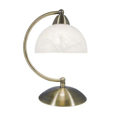 Dar Lighting Saxby 25cm Table Lamp