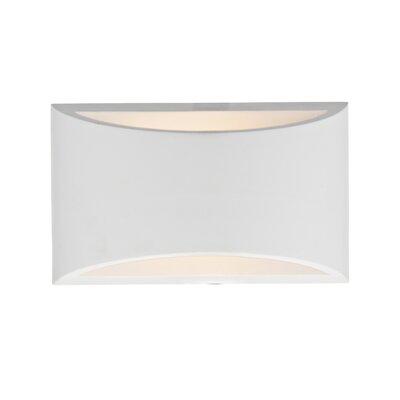 Dar Lighting Hove 1 Light Wall Washer