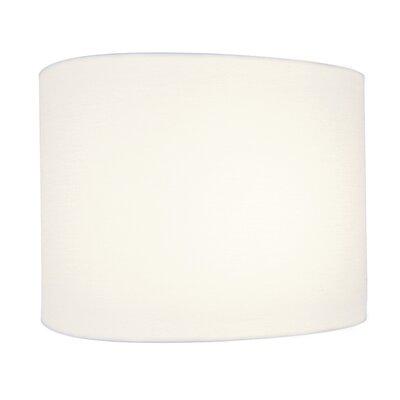 Dar Lighting 23cm Padova Oval Wall Sconce Shade