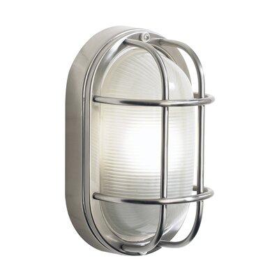 Dar Lighting 1 Light Outdoor Bulkhead Light