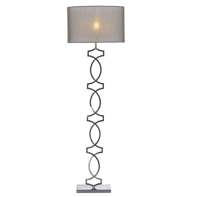 Dar Lighting Donovan 158cm Floor Lamp
