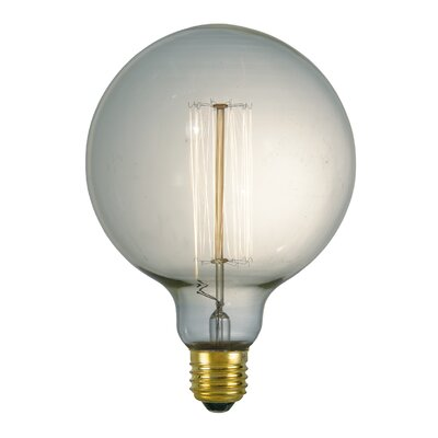 Dar Lighting 40W E27/Medium Incandescent Light Bulb